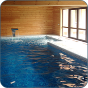 фото устройства бассейна в помещении