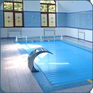 Фото жалюзи для бассейна Roll Easy2
