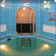 Фото подсветки бассейна