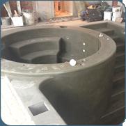 фото гидроизоляции бассейна изнутри
