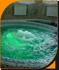 Система аэромассажа для бассейна