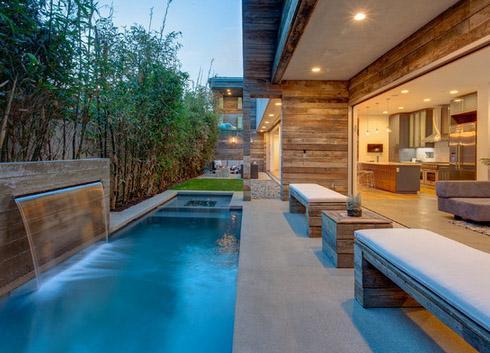 бассейн под ключ на даче