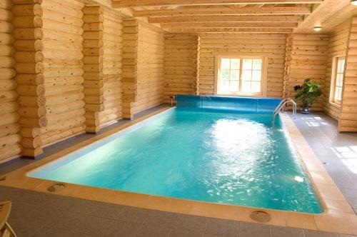 бассейн для деревянного дома