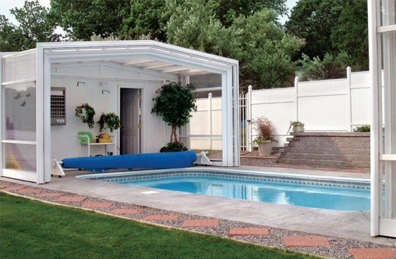 надежный бассейн для дома