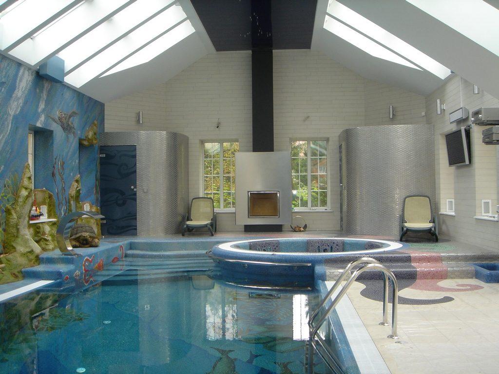 бассейн под ключ в подмосковье