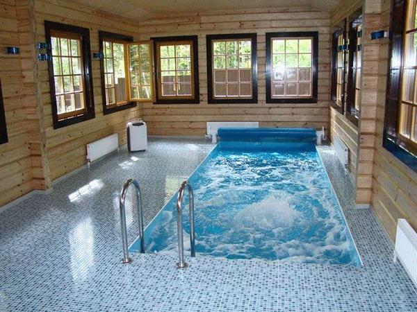 бассейн в жилом доме