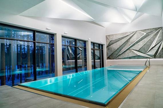 пристройка бассейна в москве