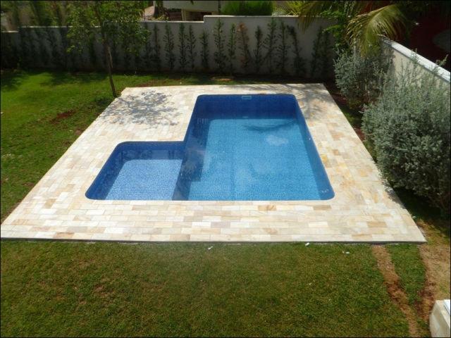 плавательный бассейн на участке